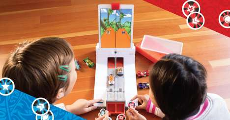 Interactive AI Racing Toys - The Osmo Hot Wheels MindRacers Game Uses the iPad for Play