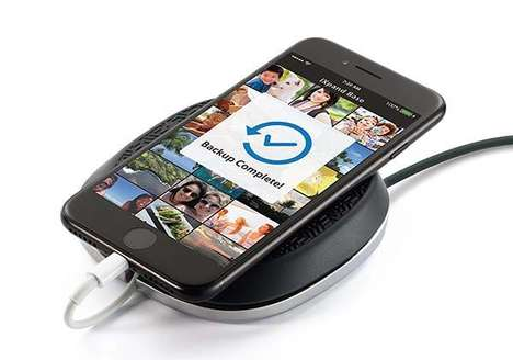 Data Backup Smartphone Chargers
