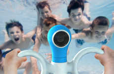 360-Degree Underwater Toy Cameras