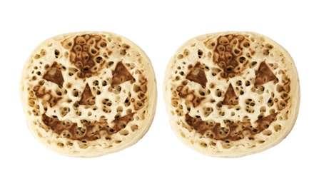 Jack-o'-Lantern Breakfast Breads