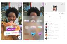 Social Media Polling Tools - Instagram's New Poll Sticker Lets Users Take Impromptu Votes