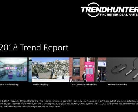 FREE 2018 Trend Report