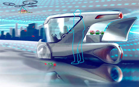 Battery-Free Electric Vehicles