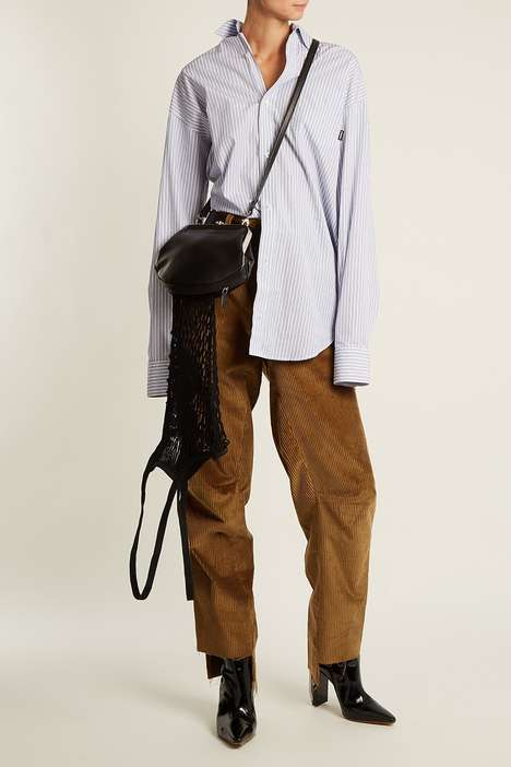 Functional Over-the-Shoulder Purses