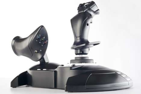 Flight Simulation Game Controllers