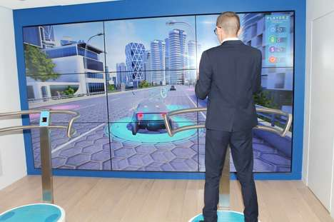Automotive Experience Studios - The Interactive 'FordHub' Space Connects Ford to Consumers