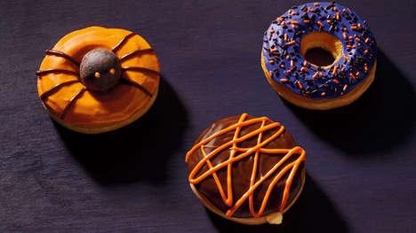 Spooky QSR Dessert Confections