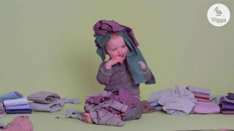 Recycled Baby Clothing