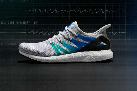 Urban Athlete-Specific Sneakers - The Adidas AM4 is Designed Especially for City Running