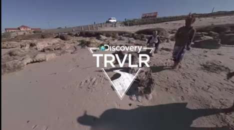 VR Travel Series