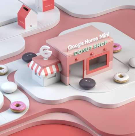 Search Engine Donut Shops