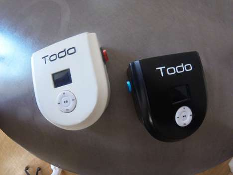 Supplementary Smartphone Devices - The 'TODO' All-in-One Device Charges, Stores Data and More