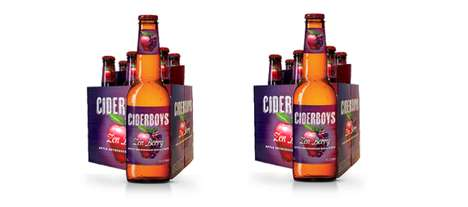Berry-Infused Hard Ciders