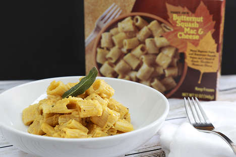 Squash-Covered Macaroni Meals