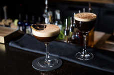Caffeinated Cocktail Events - Mr. Black's Espresso Martini Festival Boasts Artisanal Drink Creations