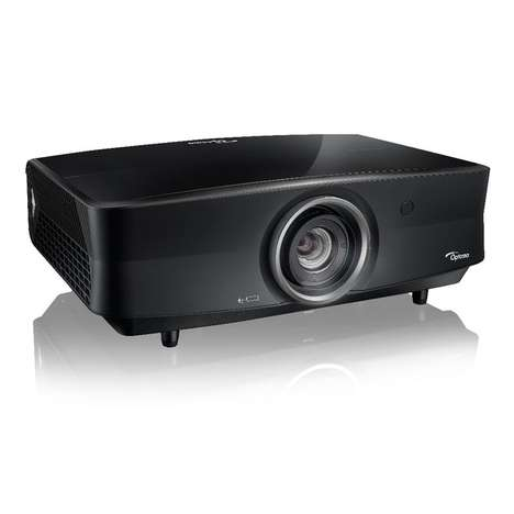 Mesmerizing 4K Projectors - The Optoma UHZ65 Projector Offers Uncompromising Visual Performance