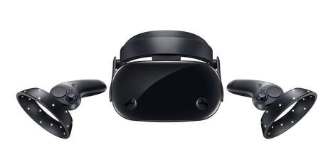 Adaptable Virtual Reality Headsets