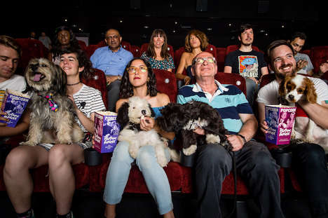 Dog-Friendly Movie Screenings - You Can Watch a Movie with Your Dog at London's PictureHouse Central