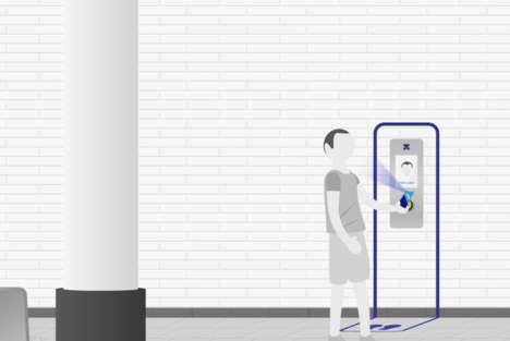 Facial Recognition Subway Payments