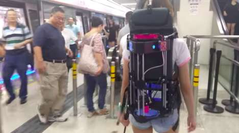 3D Printer Backpacks