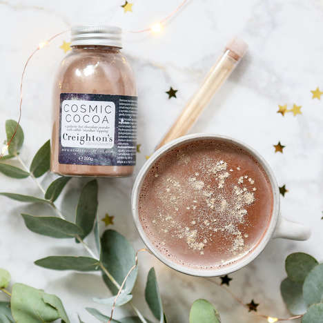 Shimmering Cocoa Powders