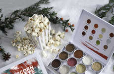 Festive Popcorn Seasoning Sets