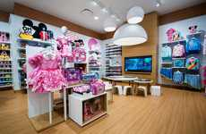 Redesigned Disney Stores - The New Disney Stores Connects Consumers to the Theme Park Experience