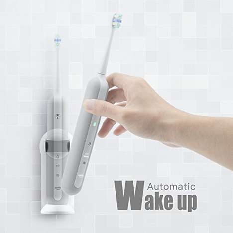 Long-Life Electric Toothbrushes - The usmile U1 Toothbrush Operates for 6 Months on a 3-Hour Charge
