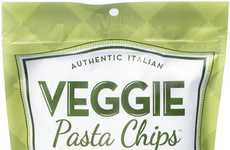 Vegetable-Rich Pasta Snacks