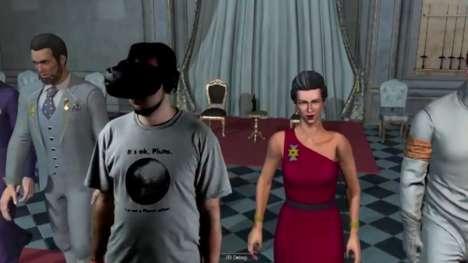 Shakespearean VR Experiences