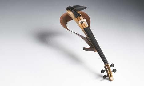 Newfangled String Instruments