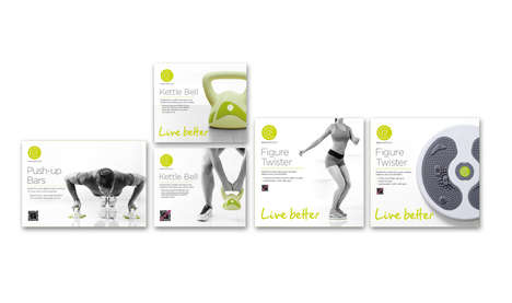 Eco Workout Equipment