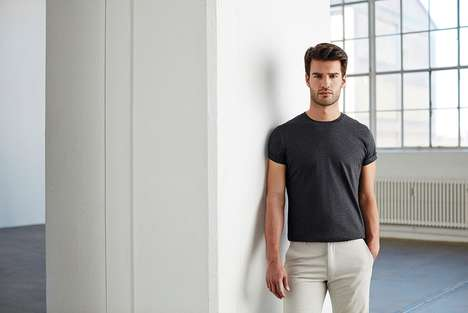 Algorithmically Fitted T-Shirts - Son of a Tailor's Made-to-Order Garments Promise a Perfect Fit
