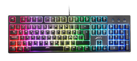 Membrane Construction Keyboards