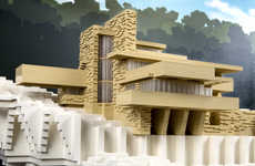 LEGO Architecture Films - BBC's 'Lego - The Building Blocks of Architecture' is a Doc on the Blocks