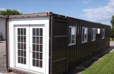 Deliverable Pre-Fab Homes - MODS International Partnered with Amazon to Offer Pre-Fab Homes Online