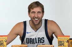Balling Chip Promotions - The DirkWich Program is a Partnership Between Dirk Nowitzki and Which Wich