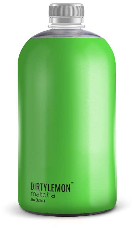 Antioxidant-Rich Lemon Drinks