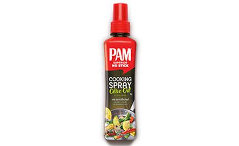 Calorie-Cutting Oil Sprays