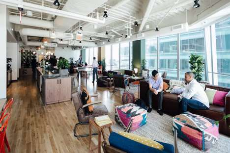 Office Space Rental Services - Airbnb and WeWork are Helping Traveling Professionals Find an Office