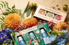 Collaborative Stationery Creams - L'Occitane and Rifle Paper Co. are Introducing Skincare Sets