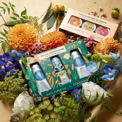 Collaborative Stationery Creams