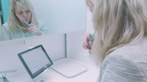 Sensory Consumer Labs - Eye-Tracking and Biometric Technology at GSK's Lab Determine Preferences