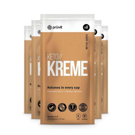 Ketogenic Coffee Creamers