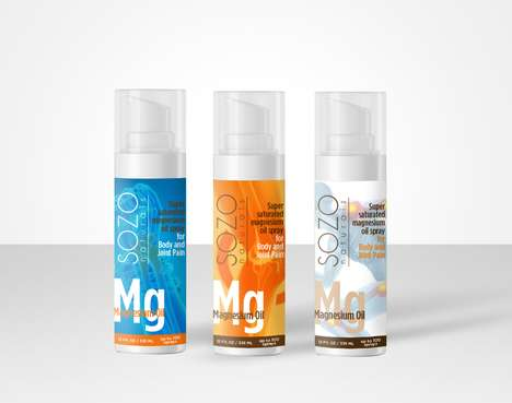 Magnesium Oil Mists