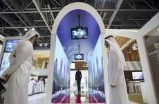 Biometric Security Tunnels - Dubai Airport's Security Checkpoints Will Employ Facial Recognition