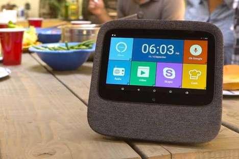 Smart Hi-Fi Speaker Hubs