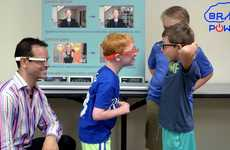 Autism-Specific Smart Glasses - The Brain Power Autism System Has Gamified Life Skills Training