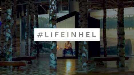 Live-In Airport Campaigns - Ryan Zhu is Taking Up Residence in the Helsinki Airport for #LIFEINHEL
