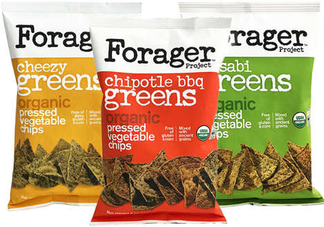 Vegetable Fiber Chips